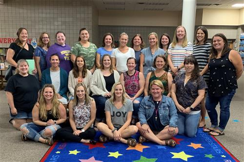 Photo of 2019-20 Big Woods PTO Members
