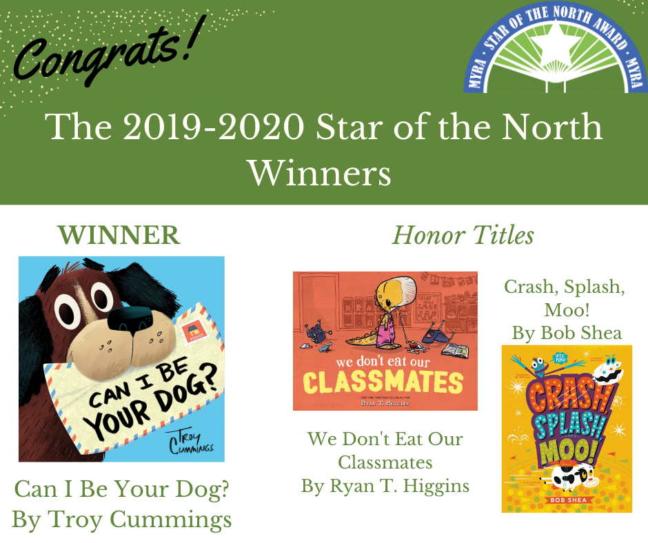Star of the North Winners 2019