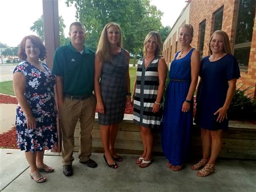 St. Michael Elementary's Second Grade Teachers