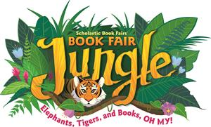 Book Fair Jungle with Tiger