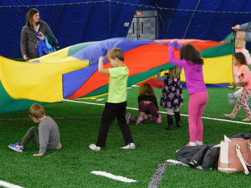 Children with Parachute