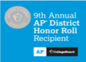 STMA Earns AP 9th Annual Honor Roll