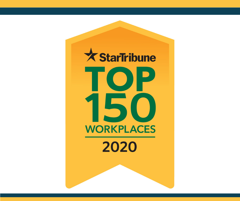 STMA Named a Star Tribune Top 150 Workplace!