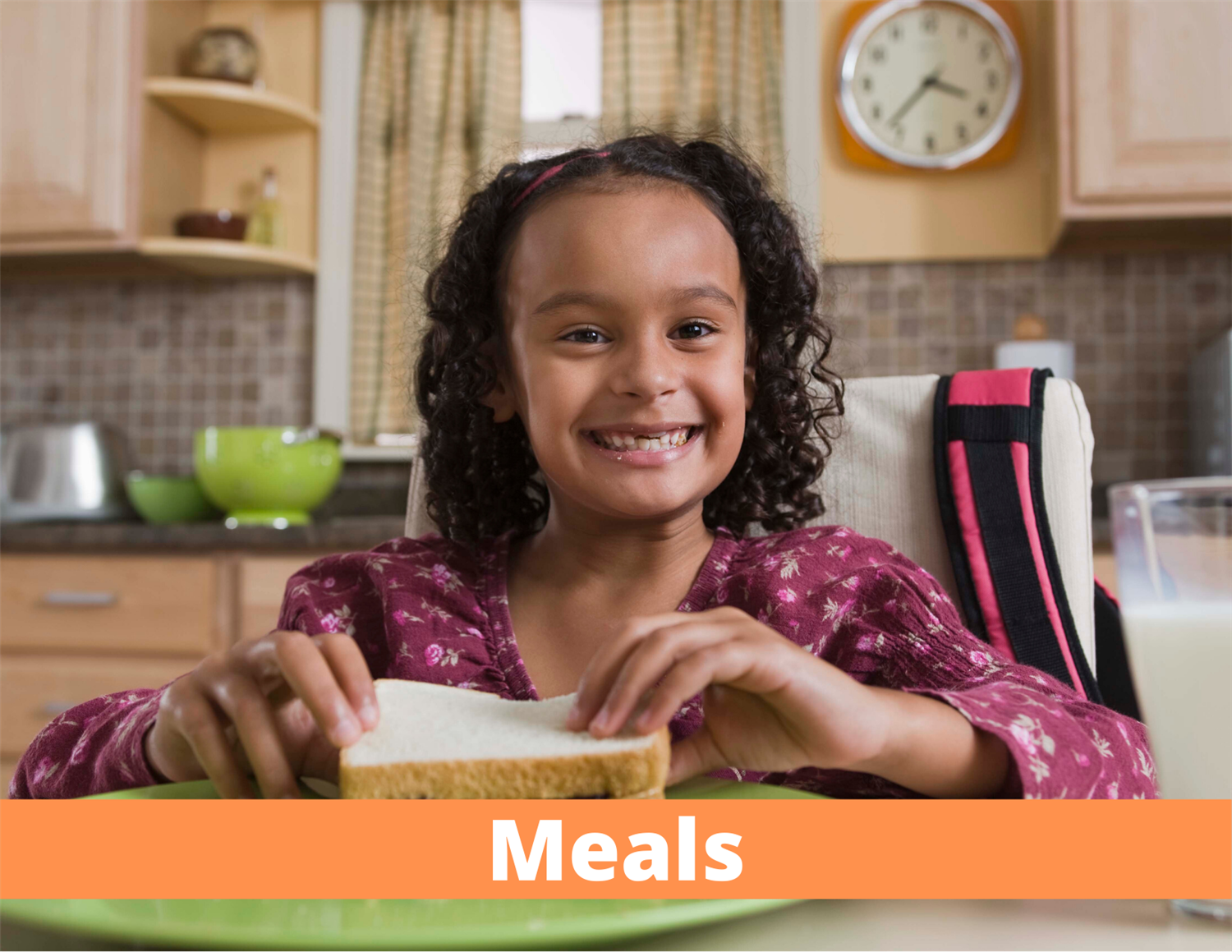 Click for More Information about STMA's Commitment to Provide Meals