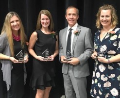 Four STMA Staff Members Recognized with LEEA Awards