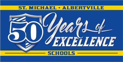 50 Years of Excellence Banner