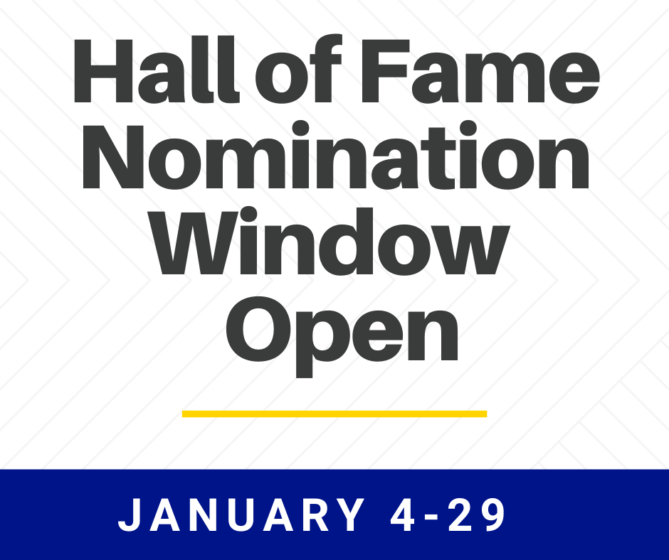 2021 HOF window open